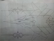 FX-41 吹雪 五面図 1