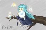 【線画×彩色】Saikaさんの線画に色塗り!
