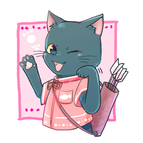 猫族少女のミーア