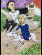 復讐の王女と願いの石 第三章の挿絵