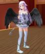 陰の支配者-フリージア、黒い天使ことクテン様Ver-