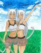 サラサとラウラ