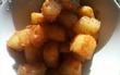 冬瓜のトロほく 焦げお出汁煮詰め焼き
