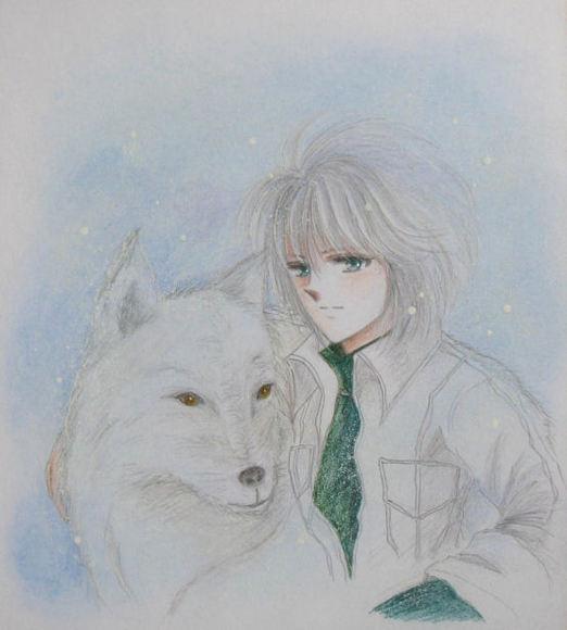 白銀の狼2