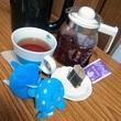 アデリーとジンベーと紅茶
