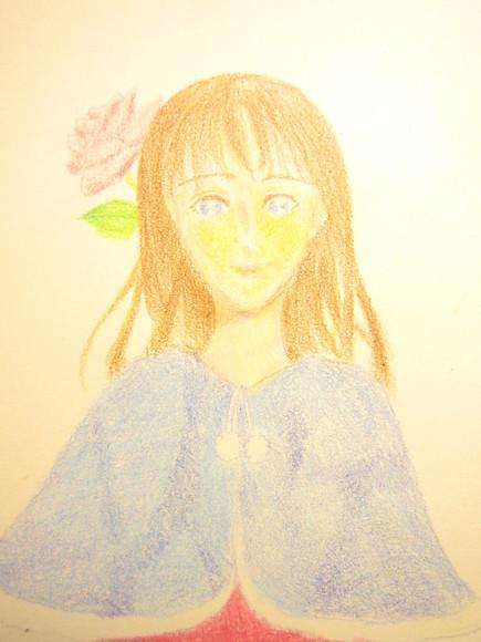 『薔薇の名を持つ少女』