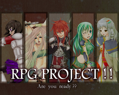 RPG企画 合成見本