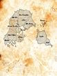 ざっくりとした地図