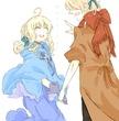 お姫様と賢者の、ある幸せな日