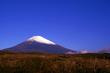 秋の富士山(2005年)