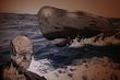 クジラ娘と夏の海 挿絵7