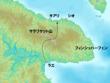サラワット越え地図