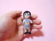 雛ちゃん人形