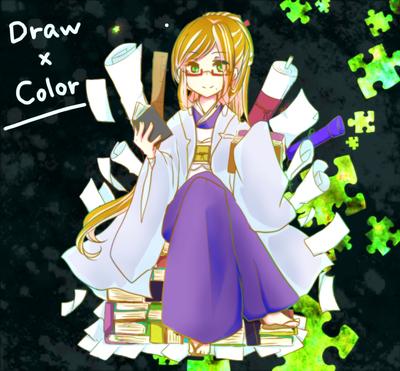 【線画×彩色◆コラボ祭Ⅱ】(仮)l様