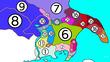 ファンタジー地図その5