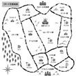 ゴダード王国地図