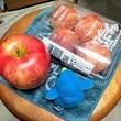 アデリーと果物