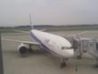 函館空港より
