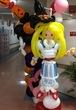 不思議の国のアリス(ハロウィンアーチ飾り)