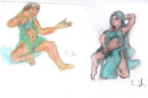 『アニトラの踊り』のためのエチュード