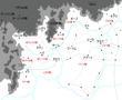 「なりゆき乱世2」地図