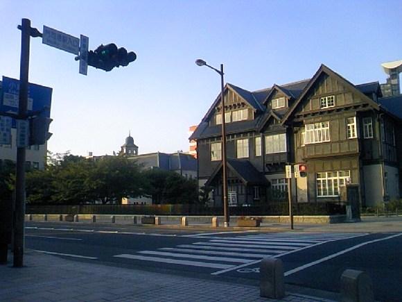 門司港 風景 街並み1