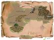 異世界フェニキアのティルス大陸地図