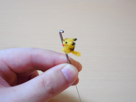 ミニ電気ネズミ2