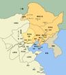 東北三省(旧満州)地図
