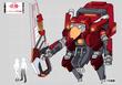 エルフの惑星 赤ゴブリンデザイン