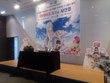 韓国での写真  サイン会会場