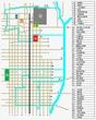 自家版・室町後期洛中略図