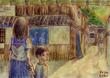 【線×色Ⅱ】ミノマさまの線画