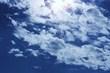 青空と白雲4