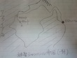 神聖シャンハール帝国地図(一部)