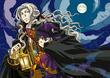 「四竜帝の大陸」ハクちゃんとりこ~HalloweenNight~