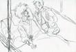 ブルース少年 【完全版】の第11話の挿絵