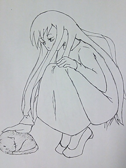 宵乃宮雪姫with梅雨