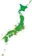 日本地図2