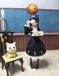 黒猫と猫(っえ!? 猫?)
