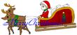 【行事擬人化】MerryChristmas
