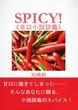 「SPICY!≪辛口小説談義≫」表紙
