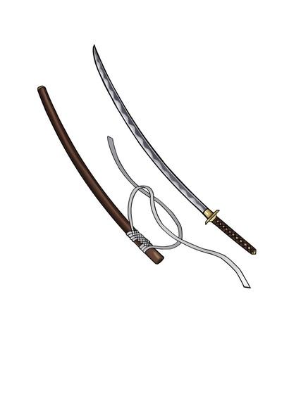 武装二刀剣(仮)