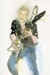 音楽コラム 『ロックの歴史』 の第27回の挿絵