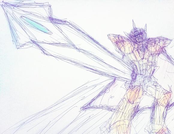 人装神器ゴーアルター/錦・尾張の剣