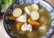 鶏肉と野菜のシチュー