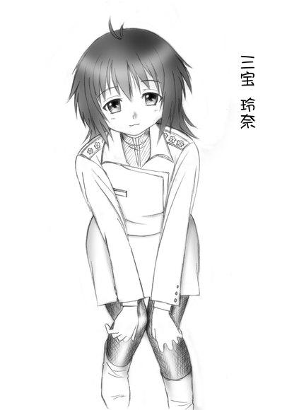 三宝玲奈イメージ