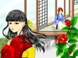 【線画×彩色◆コラボ祭Ⅳ】 白月舞依様の線画