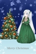 ソフィアちゃんクリスマスカード