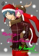 クリスマスイラスト1